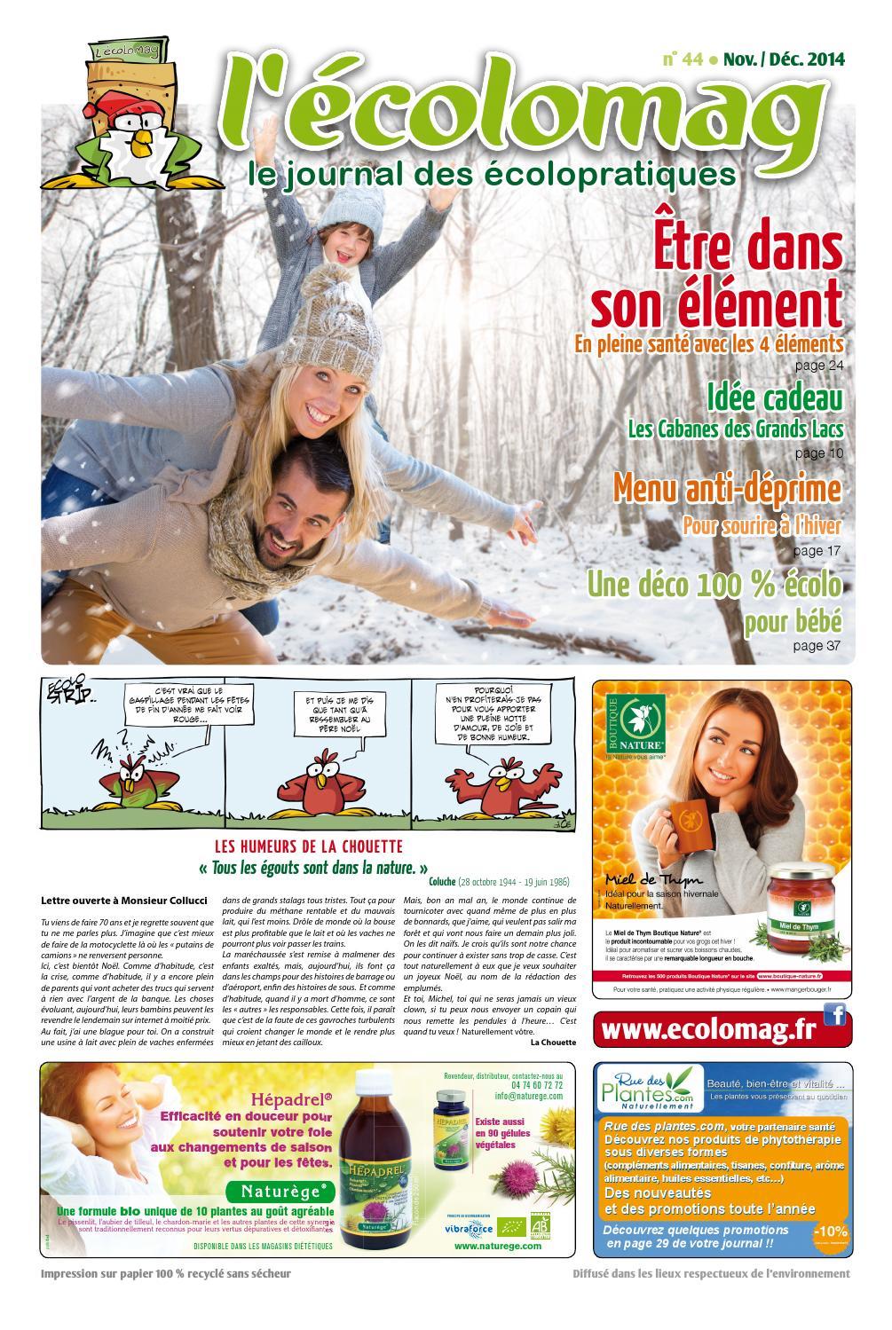 L Ecolomag n°44 by L Ecolomag - issuu fce7b0530253