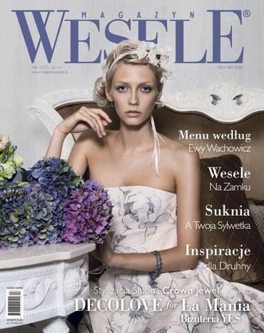 593a94da7d660 Magazyn Wesele 3 (35) 2014 by Magazyn Wesele - issuu