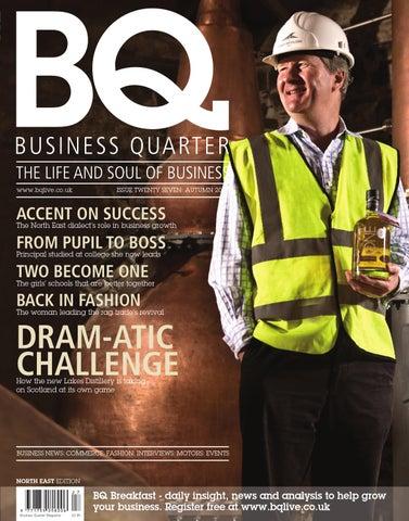 BQ North East Issue 27 by BQ Magazine - issuu