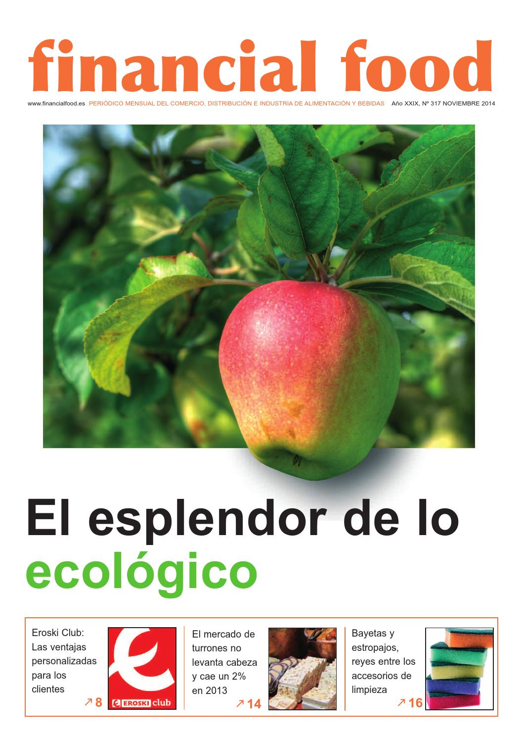 Financial Food (Noviembre 2014) by Financial Food Financial Food - issuu