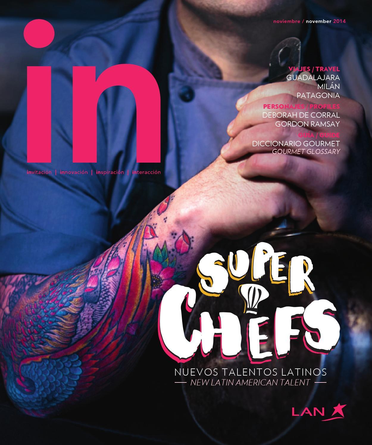 In Magazine Noviembre November 2014 By Spafax Issuu