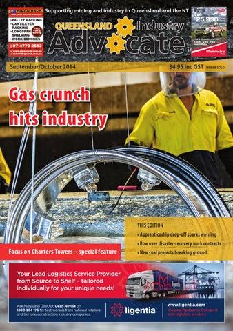 Qia nov 2014 by The Mining Advocate - issuu