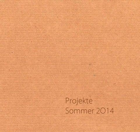 Innenarchitektur Kaiserslautern projekte sommer 2014 by innenarchitektur kaiserslautern issuu