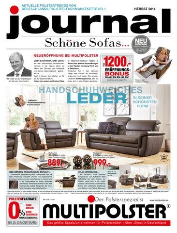 Beilage Multipolster Herbst by Mediengruppe Mitteldeutsche Zeitung ...