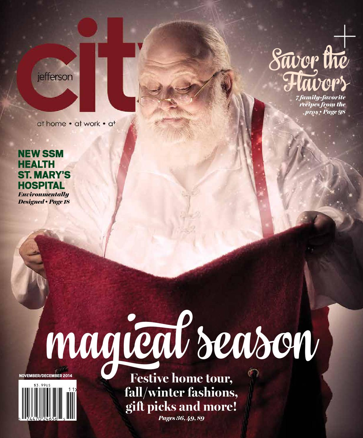 Jefferson City Magazine - November/December 2014 by Business Times Company  - issuu