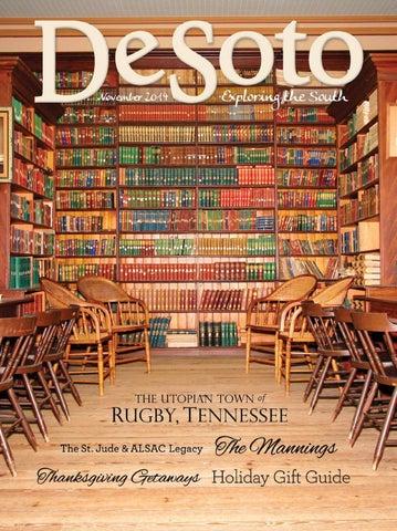 d60af0d3 Desoto Magazine Nov 2014 by DeSoto Magazine | Exploring the South ...