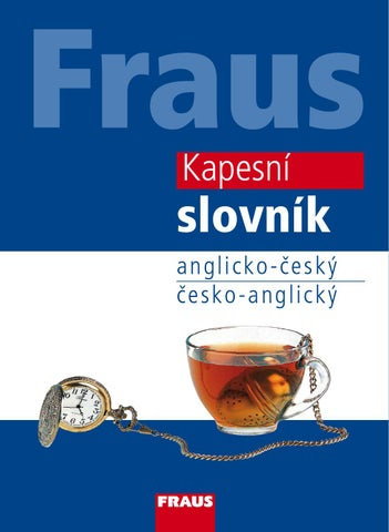 Kapesni Slovnik Anglicko Cesky Cesko Anglicky By Flexibooks Issuu
