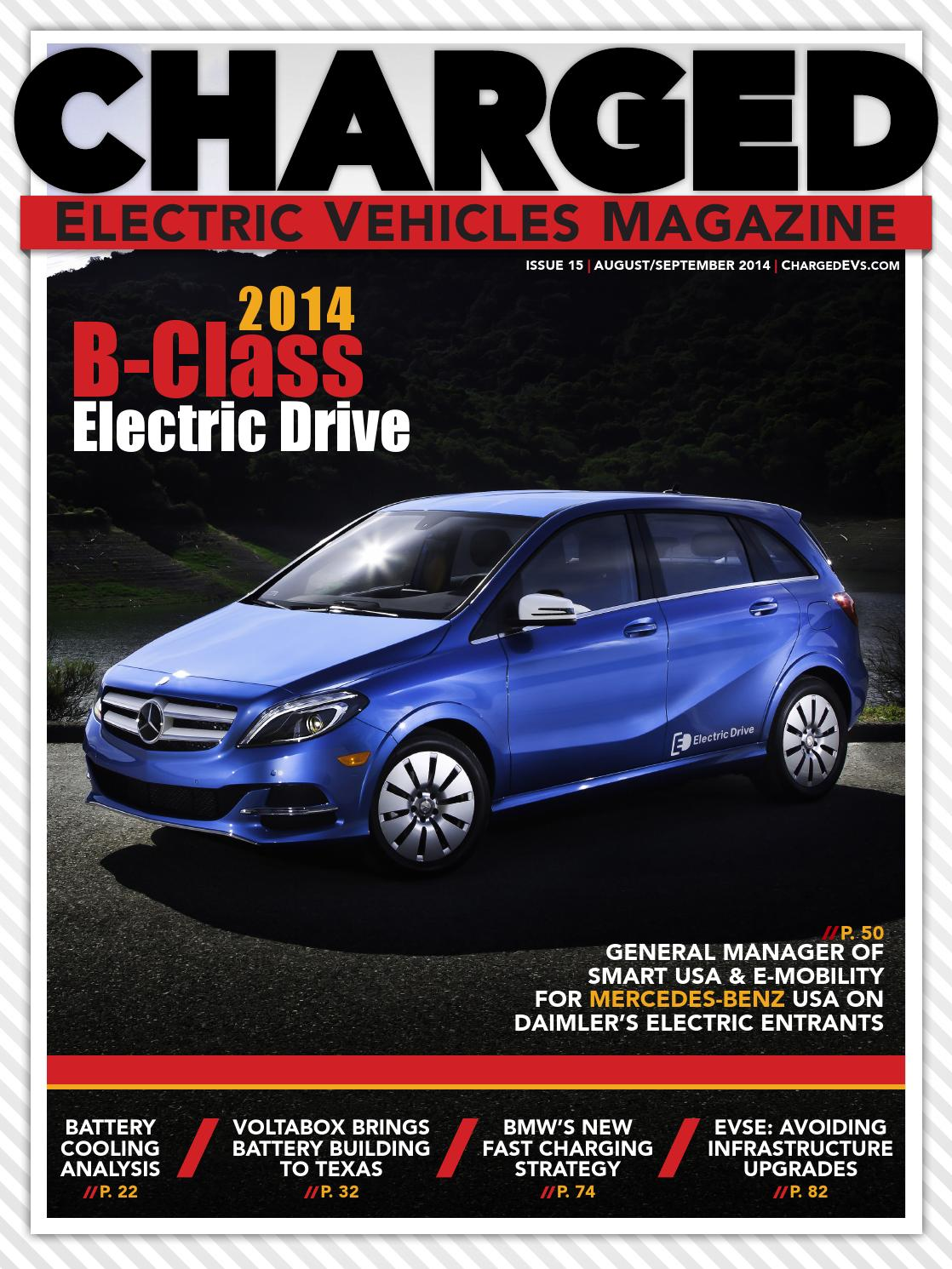 Charged Electric Vehicles Magazine Iss 15 Aug Sep 2014 By 12v Battery Charger Circuit Diagram Additionally J1772 Car Vehilces Issuu