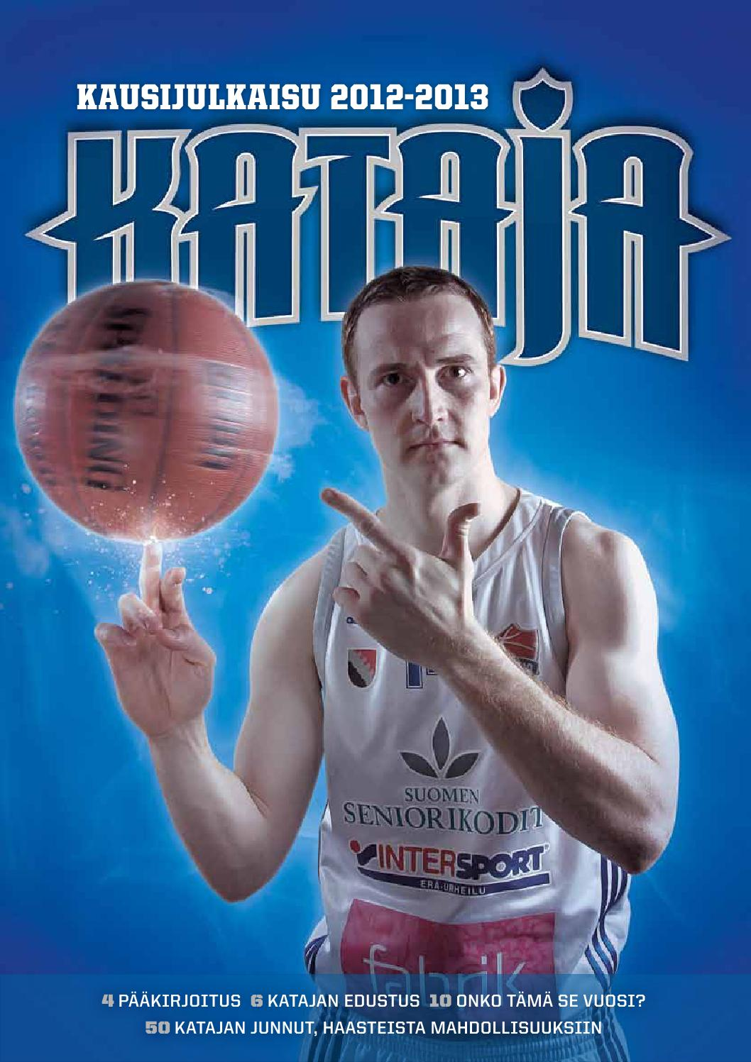 Kausijulkaisu 2012-13 by Kataja Basket - issuu