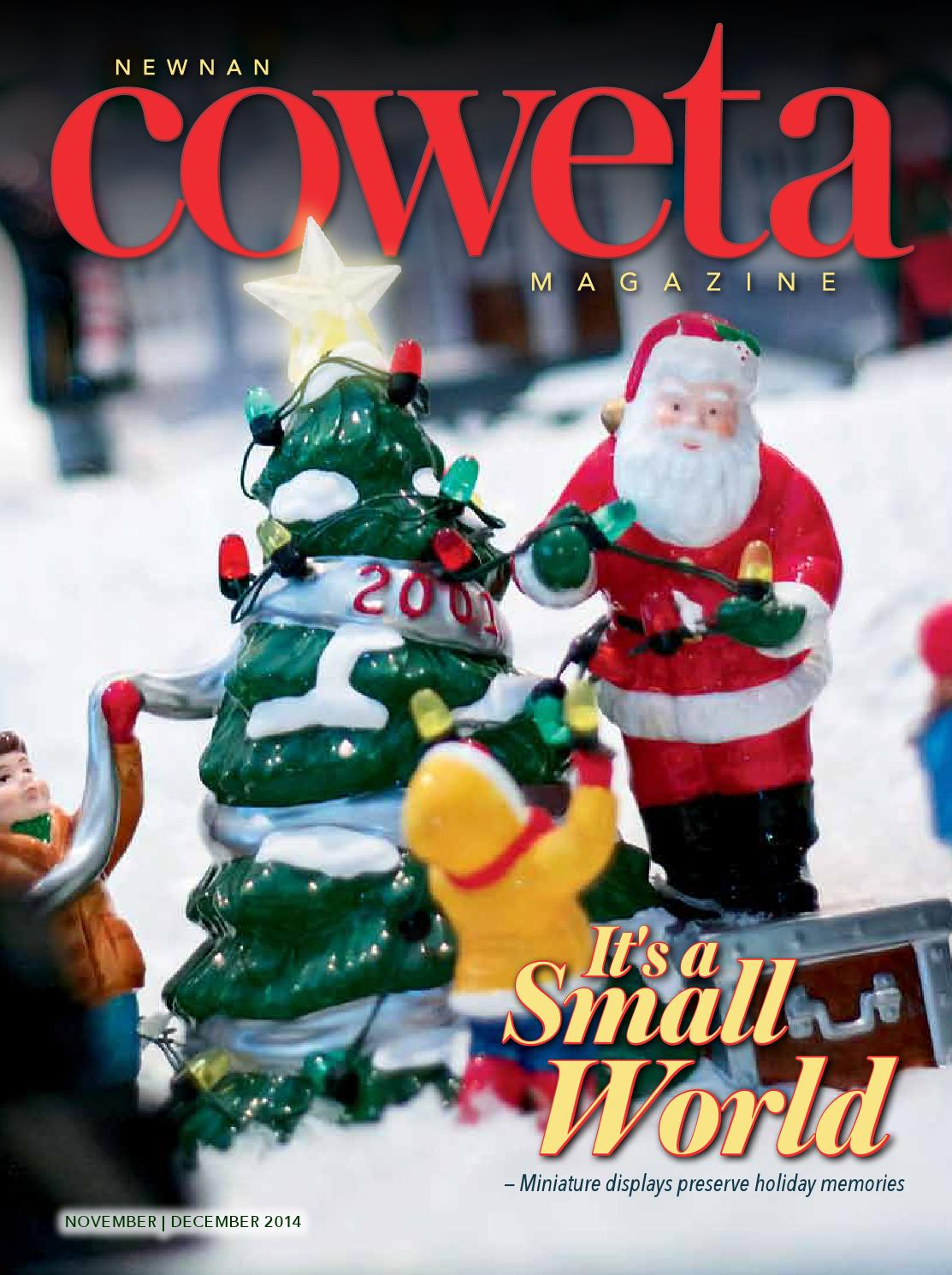 November December Issue Newnan Coweta Magazine By The Times
