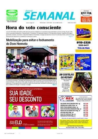 4f446cdb652b1 Jornal Semanal Ed. 1327 - 3 de outubro de 2014 by Semanal Jornal - issuu