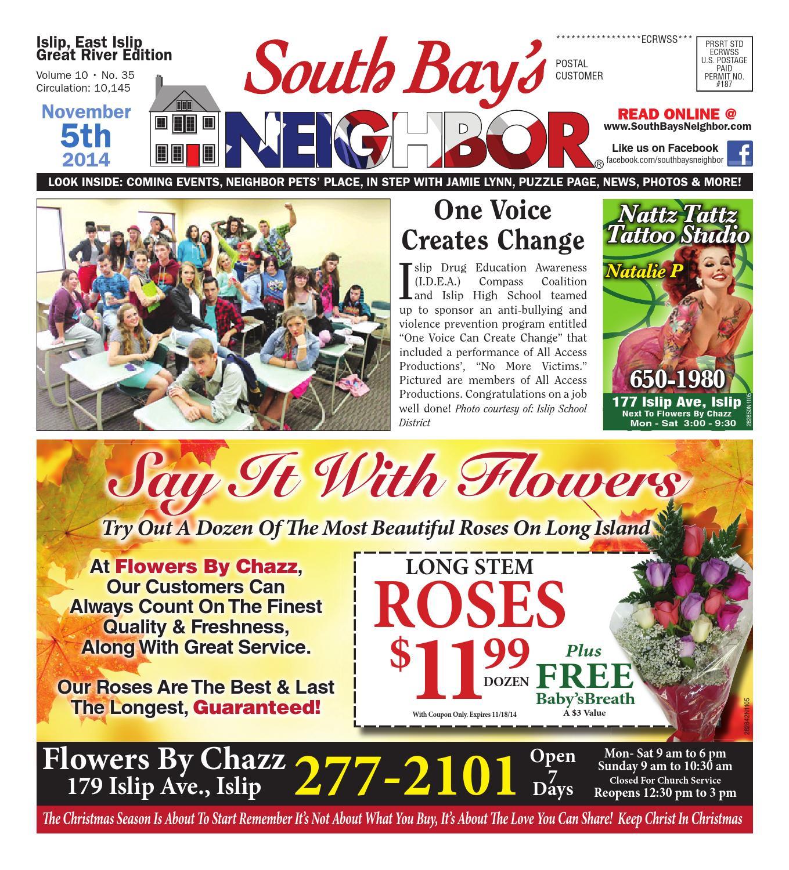 November 5 2014 Islip By South Bay S Neighbor Newspapers Issuu