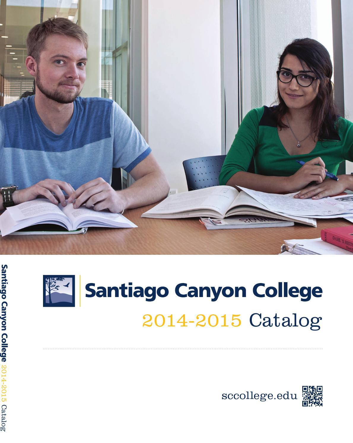 Santiago Canyon College Catalog 2014 15 By Mig Welding Forum Also Welder Single Phase Rectifier Wiring Diagram Issuu