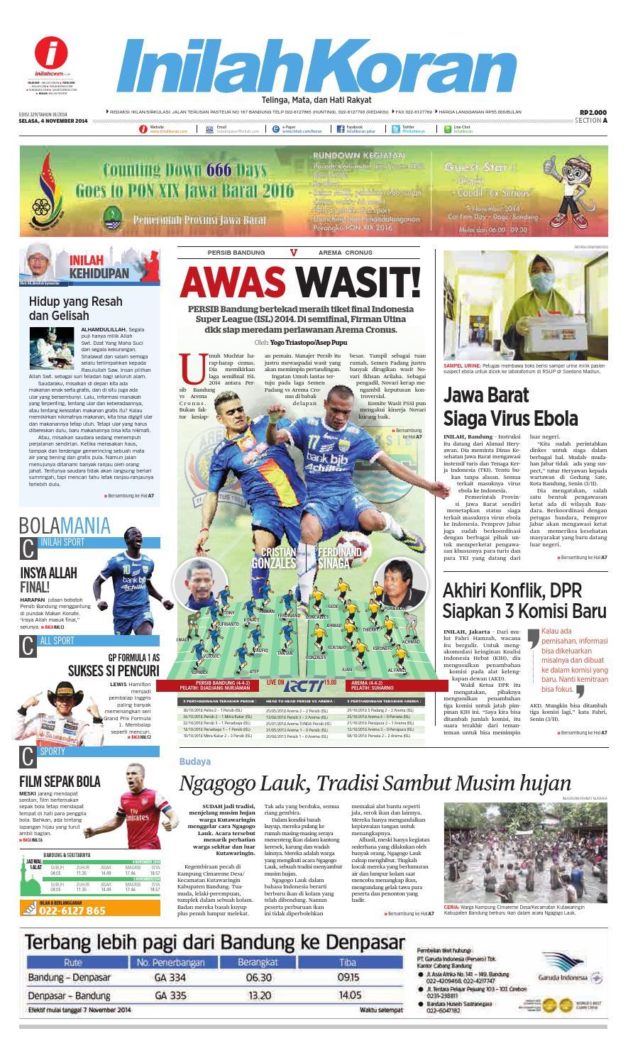 AWAS WASIT! by Inilah Media Jabar - issuu 5ad7b7fd0b