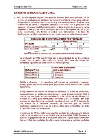 C) problemas de programacion lineal resueltos by Nicolas Zevallos ... e0b189f5056f9