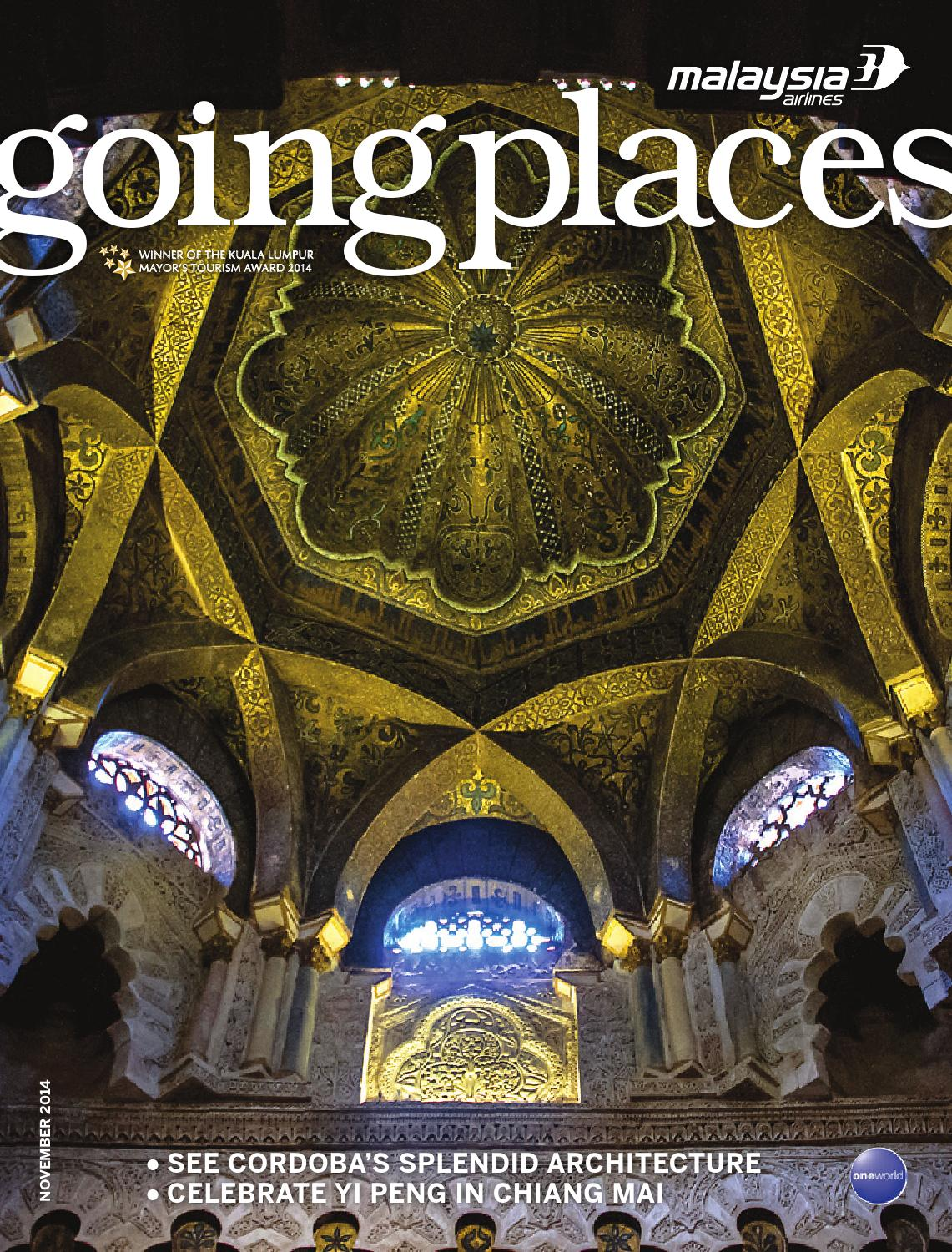Going Places November 14 By Spafax Issuu