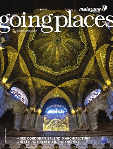 Going Places November'14 by Spafax Malaysia - issuu