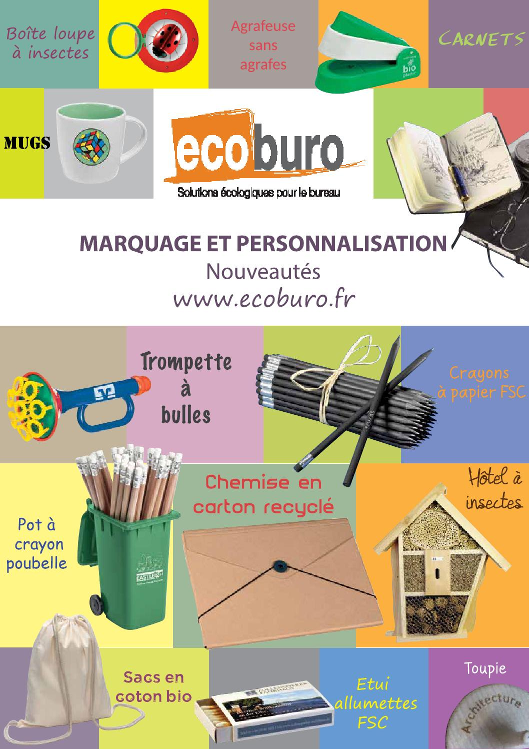 979c205b12f9 Catalogue Ecoburo personnalisations 2014 by Ecodis - issuu