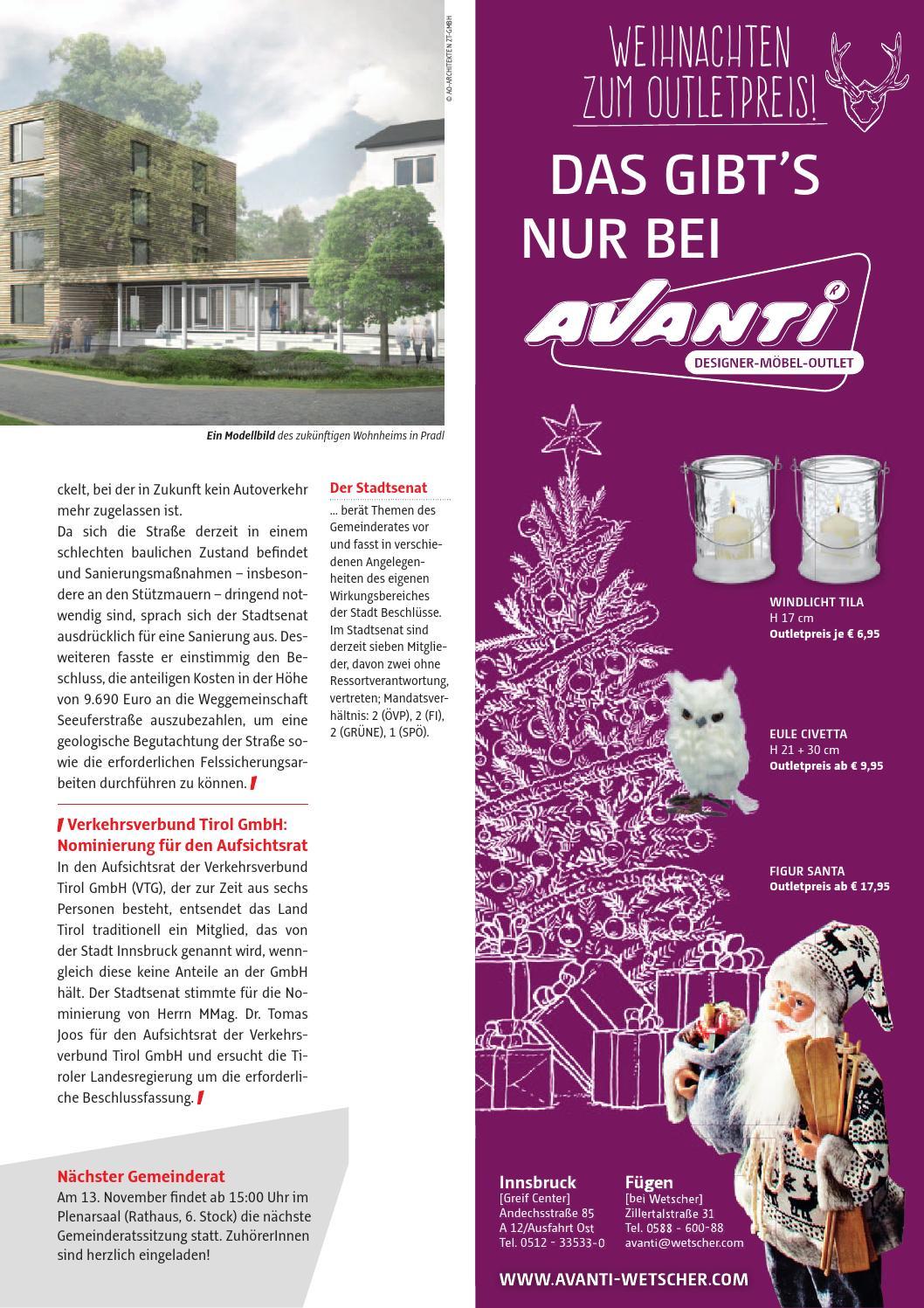 Innsbruck Informiert November 2014 By Innsbruck Informiert Issuu
