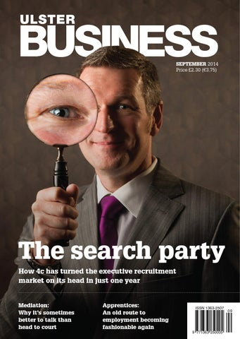 Ulster business september 2014 by ulster business issuu september 2014 price 230 375 fandeluxe Choice Image