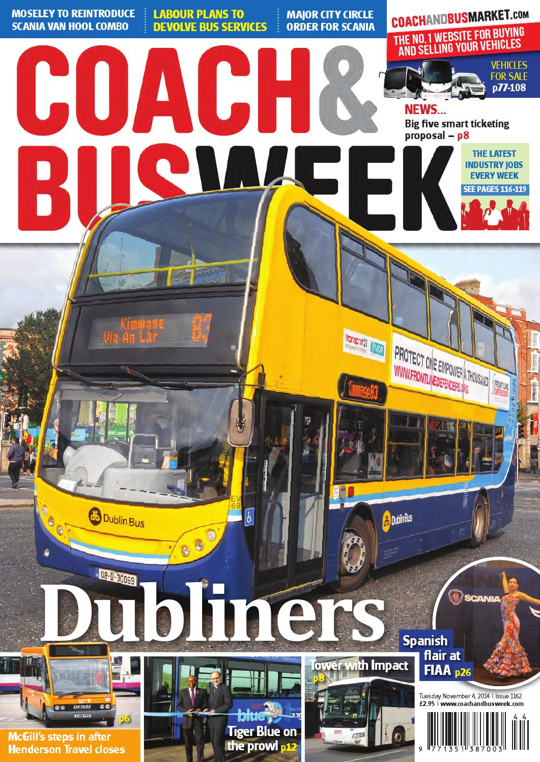 Coach bus week issue 1162 by coach and bus week group travel coach bus week issue 1162 by coach and bus week group travel world issuu falaconquin