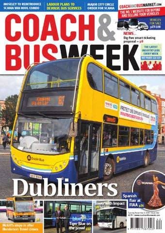 Strange Coach Bus Week Issue 1162 By Coach And Bus Week Group Travel Wiring Digital Resources Zidurslowmaporg