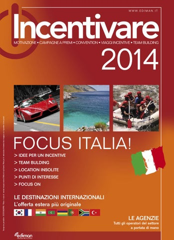 Incentivare 2014 By Ediman Issuu