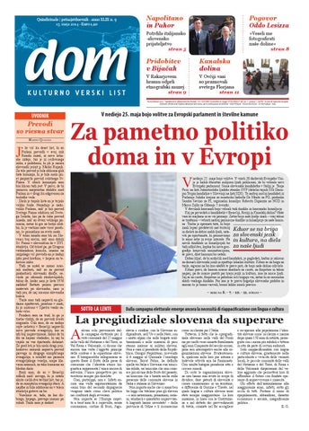 Giornale Dom by Most scarl issuu