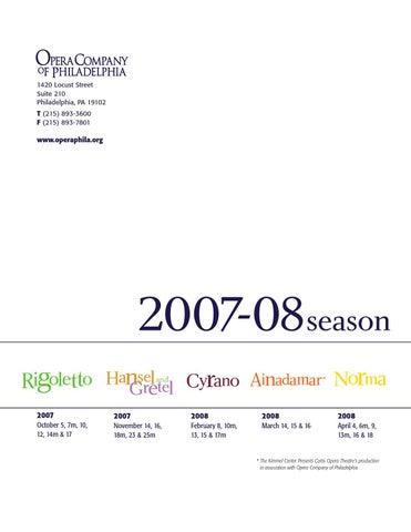 760d8eea4e3b CYRANO Student Guide   Opera Company of Philadelphia by Opera ...