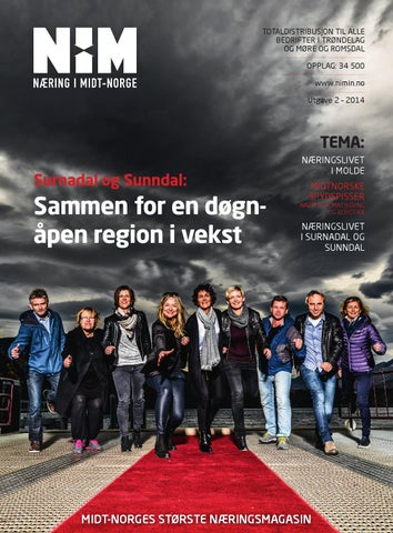 8ff15ff1ca0 Næring i Midt-Norge 2014-02 by Robin Lund - issuu