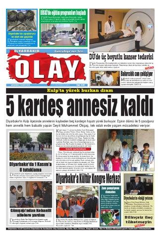 05 11 2014 Gazete Sayfalari By Diyarbakir Olaygazetesi Issuu