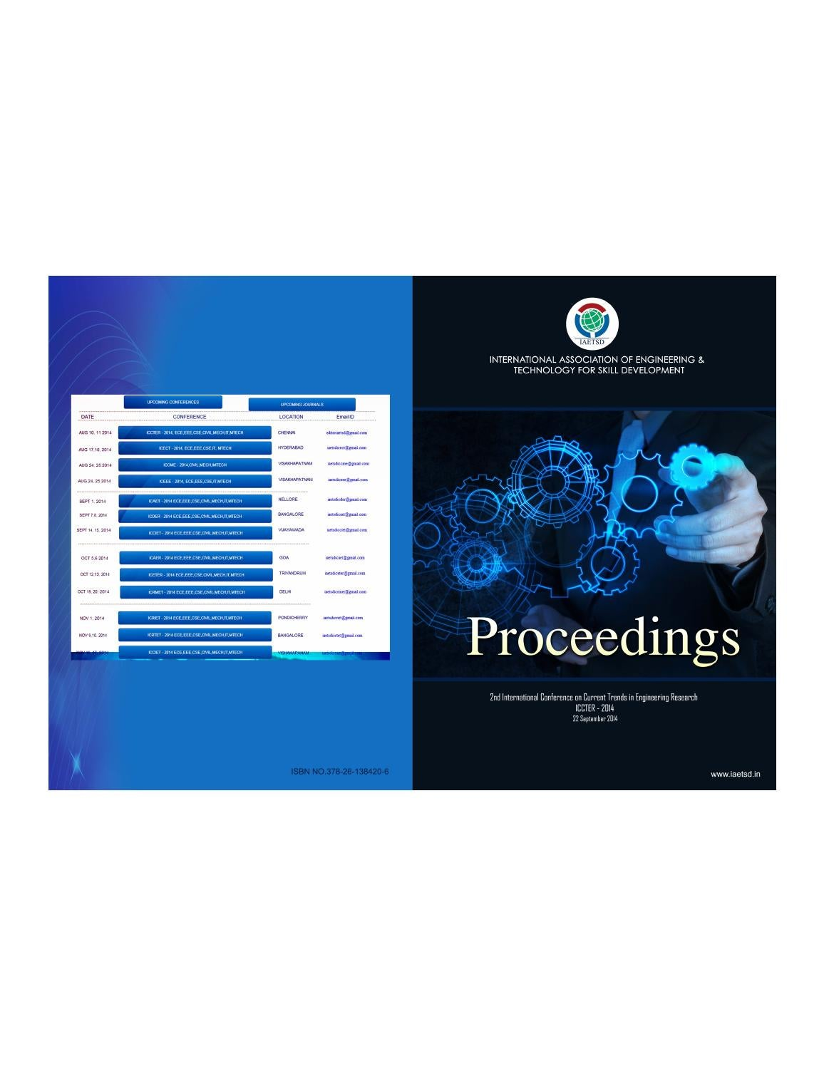 Iccter Proceedings By Iaetsd Issuu Circuits Gt Pic16f877 Up Down Counter Code And Proteus Simulation