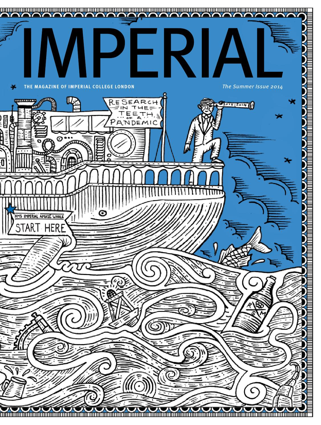 Imperial Issue 39 by Imperial College London - Issuu