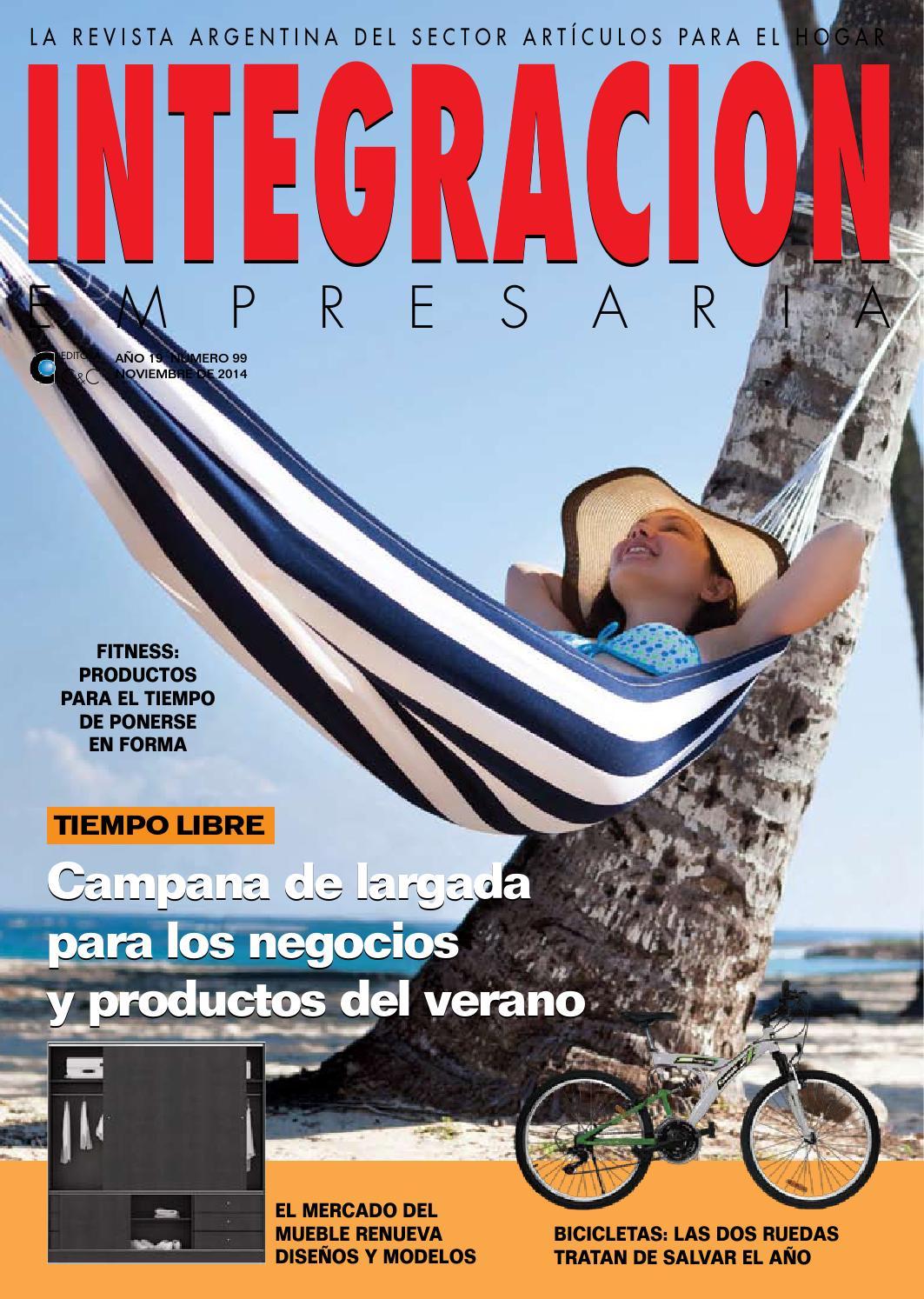 Revista Integraci N Empresaria 82 By Grupo Eletrolar Issuu # Muebles Naldo Lombardi