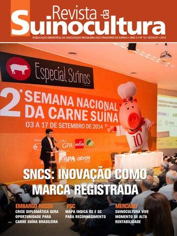 d45975725a5 Revista 12ª edição by Associação Brasileira de Criadores de Suínos ...