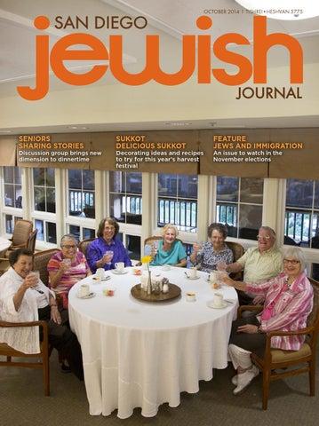 1f9c594b San Diego Jewish Journal Oct. 2014 by San Diego Jewish Journal - issuu