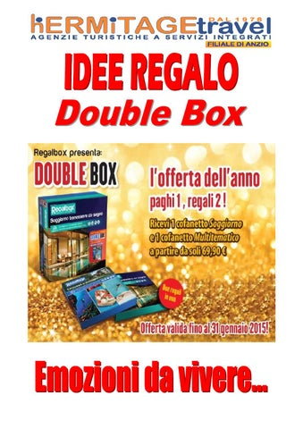 Idee Regalo Regalbox 2015/2016 by Italy Tour - issuu