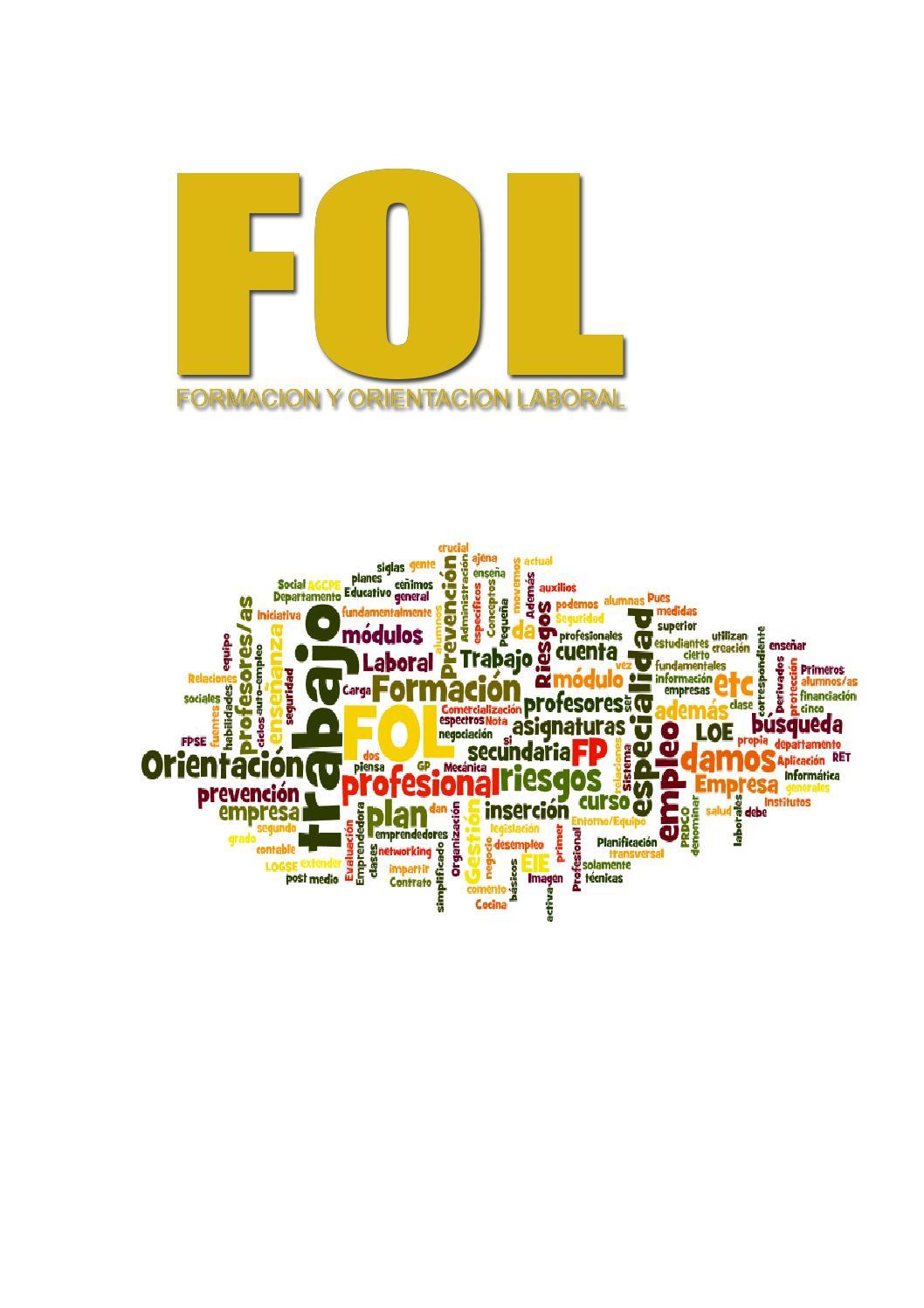 Apuntes FOL by Tcae Almeria - issuu