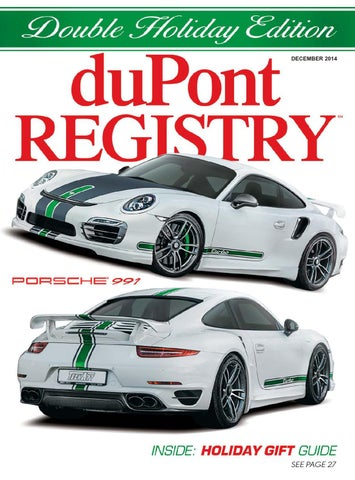 31806f0906 duPontREGISTRY Autos December 2014 by duPont REGISTRY - issuu