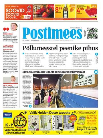 80b8f693a2b Postimees 05 11 2014a by Postimees - issuu