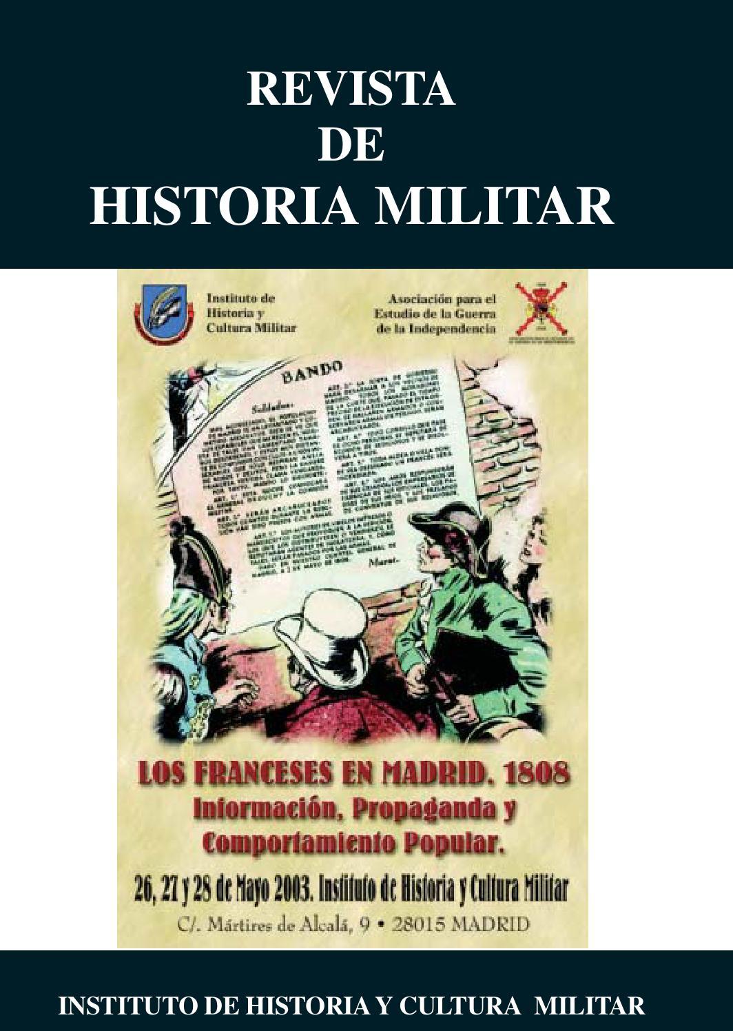 Rhm extra los franceses madrid by Historia y Arqueología - issuu 6c7077300e0