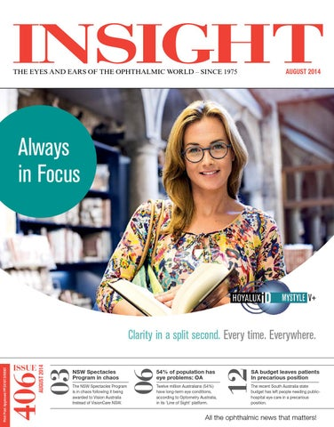 7b867a5da5 Insight August 2014 by Magazines byDesign - issuu