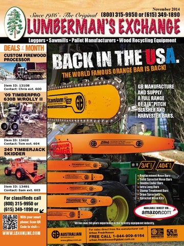 The Lumberman's Exchange brought to you by LBXONLINE com