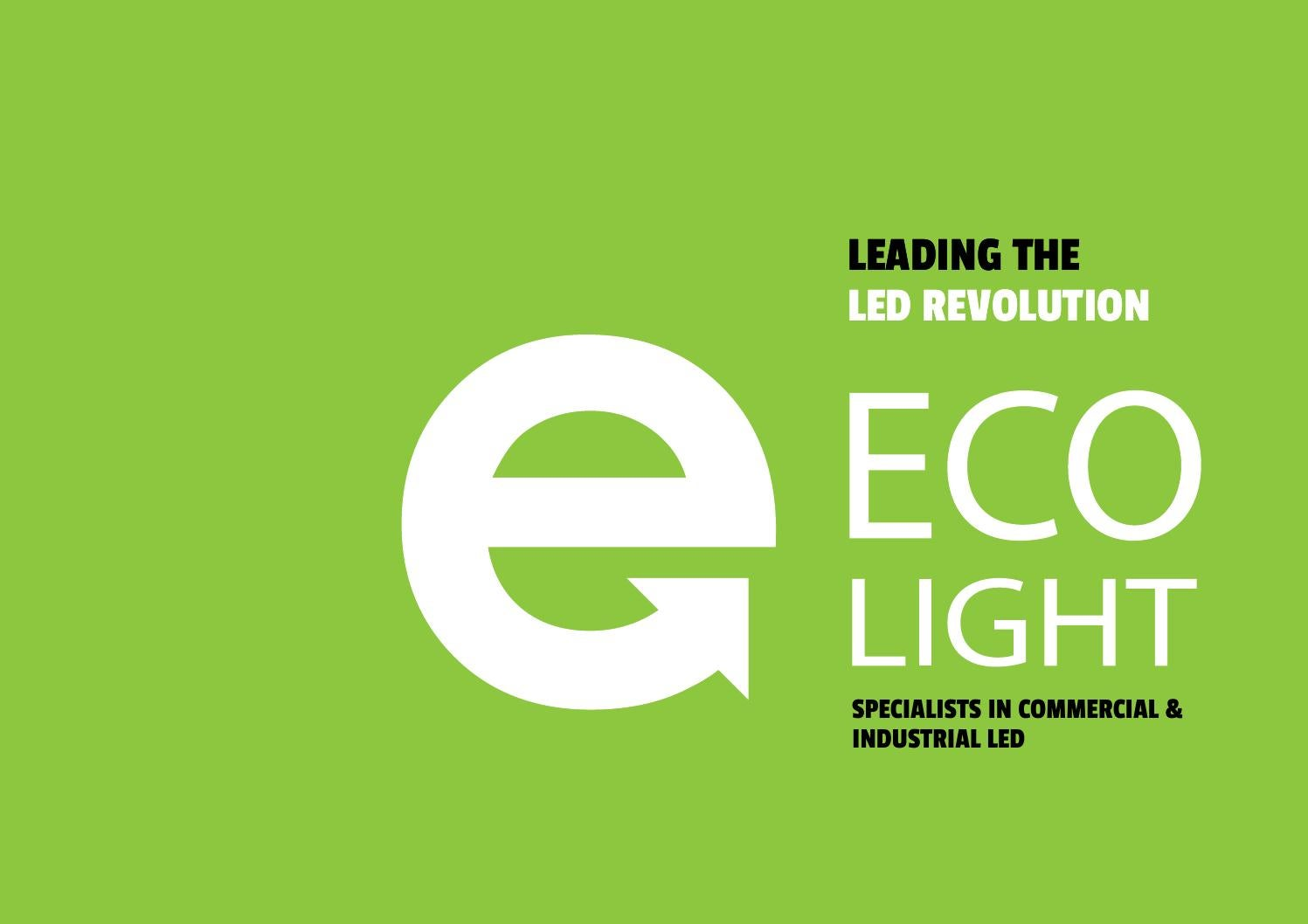 Ecolight Led Lighting Solutions By Smp Issuu Use A Relay Or Smart Switch With The 45 Watt Higher Halogen Lights