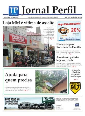 Jornal perfil 05 11 2014 by ClicPerfil - issuu afb236a0f1d6d
