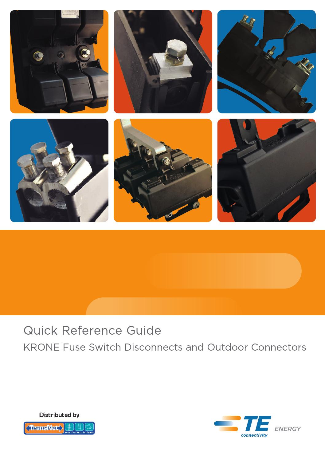 Krone Fuse Switch Disconnects Outdoor Connectors By Smp Solutions Between Disconnectors Load Switches And Circuit Issuu