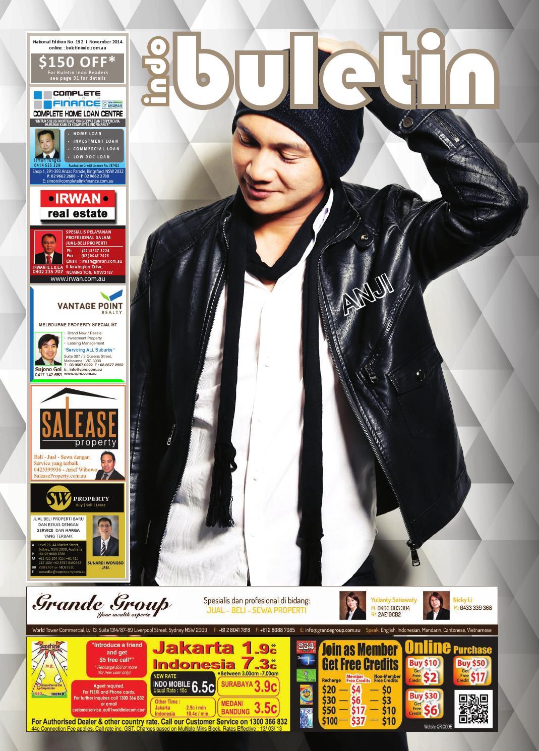 Buletin Indo November 2014 By Issuu Krezi Kamis 25  Karpet Pp Rug 100x150 Ter Free Ongkir