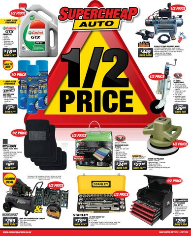 Brilliant Supercheap Auto New Zealand November Catalogue 2014 By Super Pdpeps Interior Chair Design Pdpepsorg