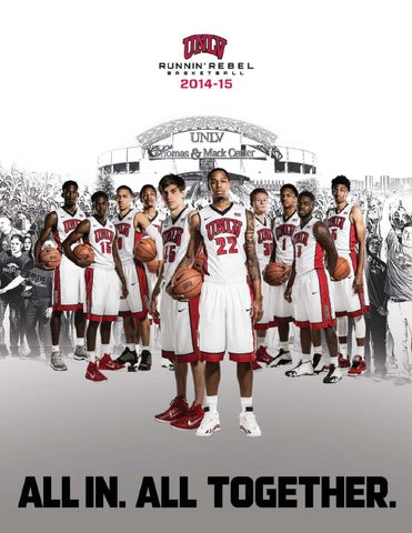 2014-15 UNLV Men s Basketball Media Guide by UNLV Sports Information ... 516b32424