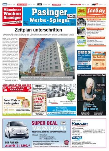KW 45-2014 by Wochenanzeiger Medien GmbH - issuu
